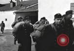 Image of Youth cadets of Royal Hungarian High School marching Freyung Germany, 1945, second 42 stock footage video 65675061210