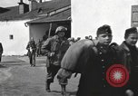 Image of Youth cadets of Royal Hungarian High School marching Freyung Germany, 1945, second 43 stock footage video 65675061210