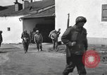 Image of Youth cadets of Royal Hungarian High School marching Freyung Germany, 1945, second 44 stock footage video 65675061210