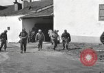 Image of Youth cadets of Royal Hungarian High School marching Freyung Germany, 1945, second 45 stock footage video 65675061210