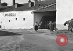 Image of Youth cadets of Royal Hungarian High School marching Freyung Germany, 1945, second 49 stock footage video 65675061210