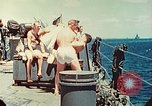 Image of United States Navy Task Force being resupplied Pacific Theater, 1944, second 25 stock footage video 65675061217