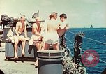 Image of United States Navy Task Force being resupplied Pacific Theater, 1944, second 26 stock footage video 65675061217