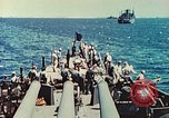 Image of United States Navy Task Force being resupplied Pacific Theater, 1944, second 27 stock footage video 65675061217