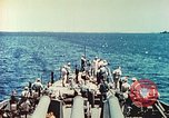 Image of United States Navy Task Force being resupplied Pacific Theater, 1944, second 44 stock footage video 65675061217