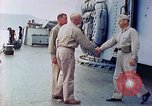 Image of USS Indianapolis CA-35 Saipan Northern Mariana Islands, 1944, second 5 stock footage video 65675061221