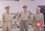 Image of USS Indianapolis CA-35 Saipan Northern Mariana Islands, 1944, second 15 stock footage video 65675061221