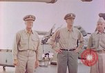 Image of USS Indianapolis CA-35 Saipan Northern Mariana Islands, 1944, second 16 stock footage video 65675061221