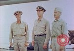 Image of USS Indianapolis CA-35 Saipan Northern Mariana Islands, 1944, second 32 stock footage video 65675061221
