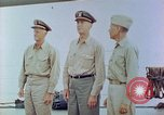 Image of USS Indianapolis CA-35 Saipan Northern Mariana Islands, 1944, second 40 stock footage video 65675061221