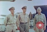 Image of USS Indianapolis CA-35 Saipan Northern Mariana Islands, 1944, second 47 stock footage video 65675061221
