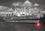 Image of USS Tranquillity Guam Mariana Islands, 1945, second 41 stock footage video 65675061223