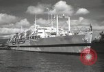Image of USS Tranquillity Guam Mariana Islands, 1945, second 46 stock footage video 65675061223