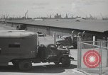 Image of naval supply depot Guam Mariana Islands, 1945, second 52 stock footage video 65675061224