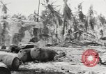 Image of United States soldiers Enewetak Atoll Marshall Islands, 1944, second 11 stock footage video 65675061235