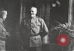 Image of General John Pershing France, 1918, second 14 stock footage video 65675061252