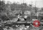Image of ruins Verdun France, 1916, second 9 stock footage video 65675061260