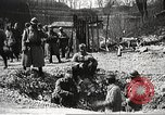 Image of ruins Verdun France, 1916, second 22 stock footage video 65675061260