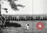 Image of French troops France, 1916, second 21 stock footage video 65675061264