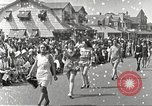 Image of bathing suit fashion parade Asbury Park New Jersey USA, 1922, second 6 stock footage video 65675061268