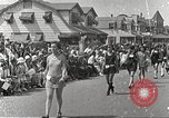 Image of bathing suit fashion parade Asbury Park New Jersey USA, 1922, second 12 stock footage video 65675061268