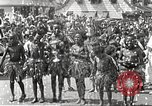 Image of bathing suit fashion parade Asbury Park New Jersey USA, 1922, second 30 stock footage video 65675061268