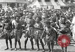 Image of bathing suit fashion parade Asbury Park New Jersey USA, 1922, second 31 stock footage video 65675061268