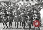 Image of bathing suit fashion parade Asbury Park New Jersey USA, 1922, second 33 stock footage video 65675061268