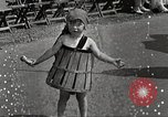 Image of bathing suit fashion parade Asbury Park New Jersey USA, 1922, second 53 stock footage video 65675061268