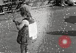 Image of bathing suit fashion parade Asbury Park New Jersey USA, 1922, second 54 stock footage video 65675061268