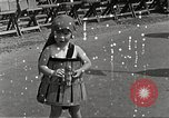Image of bathing suit fashion parade Asbury Park New Jersey USA, 1922, second 60 stock footage video 65675061268