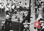 Image of home-made pool New York United States USA, 1922, second 5 stock footage video 65675061269
