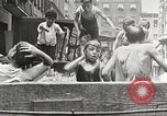 Image of home-made pool New York United States USA, 1922, second 13 stock footage video 65675061269