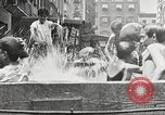 Image of home-made pool New York United States USA, 1922, second 14 stock footage video 65675061269