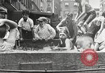 Image of home-made pool New York United States USA, 1922, second 17 stock footage video 65675061269