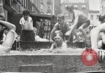 Image of home-made pool New York United States USA, 1922, second 18 stock footage video 65675061269