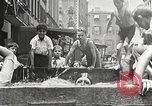 Image of home-made pool New York United States USA, 1922, second 20 stock footage video 65675061269