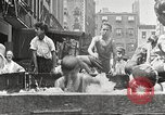 Image of home-made pool New York United States USA, 1922, second 22 stock footage video 65675061269