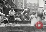 Image of home-made pool New York United States USA, 1922, second 24 stock footage video 65675061269