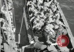 Image of US forces landing on Normandy beaches on D-Day France, 1944, second 3 stock footage video 65675061279