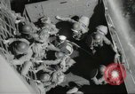 Image of US forces landing on Normandy beaches on D-Day France, 1944, second 34 stock footage video 65675061279