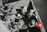 Image of US forces landing on Normandy beaches on D-Day France, 1944, second 37 stock footage video 65675061279