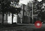 Image of German fortifications Cherbourg Normandy France, 1944, second 60 stock footage video 65675061281
