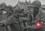 Image of United States soldiers Normandy France, 1944, second 57 stock footage video 65675061294