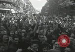 Image of French 2nd Armored Division Paris France, 1944, second 31 stock footage video 65675061295