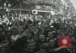 Image of French 2nd Armored Division Paris France, 1944, second 36 stock footage video 65675061295