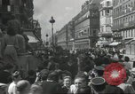 Image of French 2nd Armored Division Paris France, 1944, second 49 stock footage video 65675061295