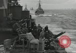 Image of Allied convoy English Channel, 1944, second 2 stock footage video 65675061301