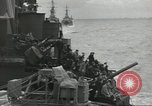 Image of Allied convoy English Channel, 1944, second 19 stock footage video 65675061301