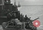 Image of Allied convoy English Channel, 1944, second 20 stock footage video 65675061301